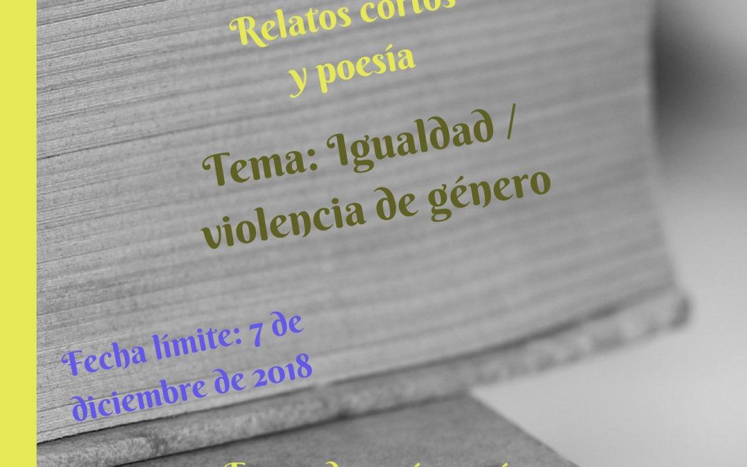 Tejiendo Culturas – Concurso literario