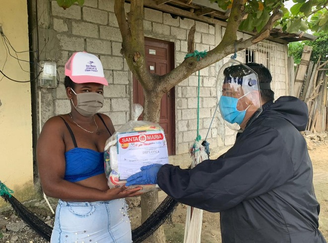 Ayudas en Ecuador durante el COVID-19