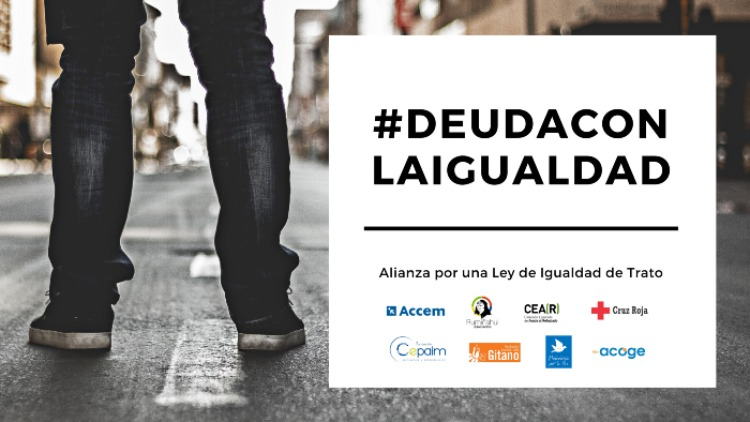 Alianza por una ley de igualdad de trato en España