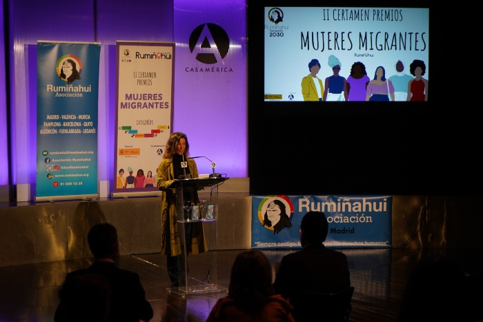 Rebeca Guinea, directora de programación Casa América