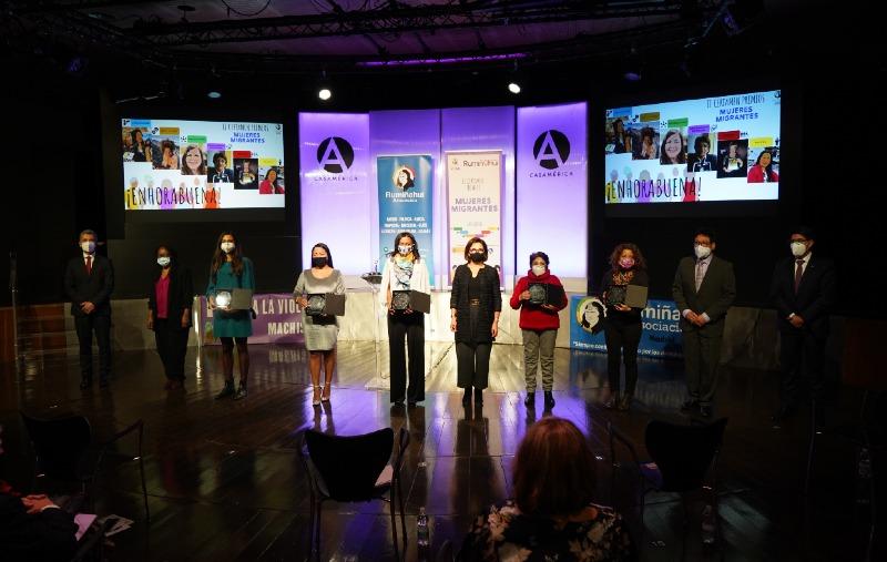 Premios Mujeres Migrantes 2020