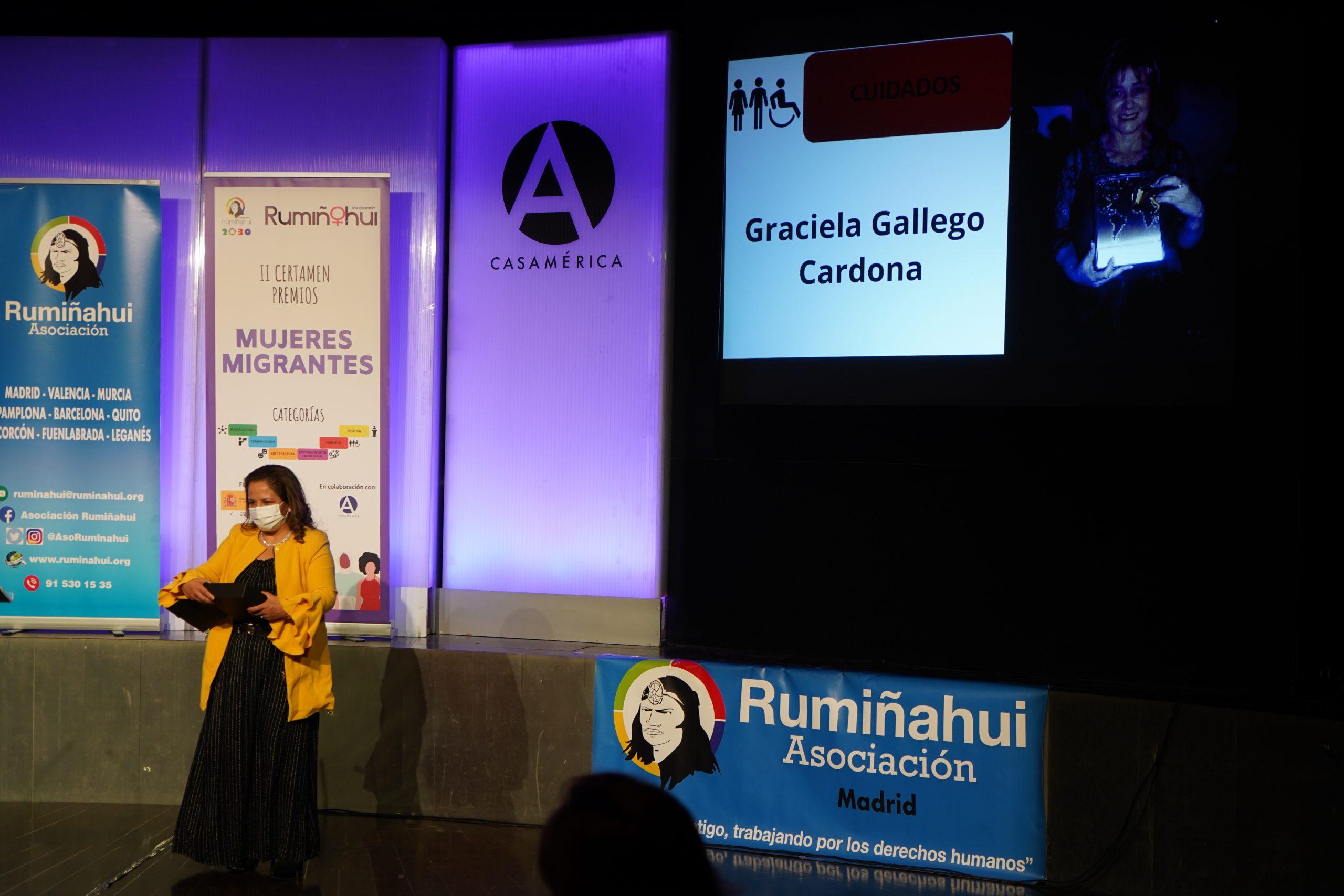 Graciela Gallego