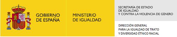 Ministerio de Igualdad-logo