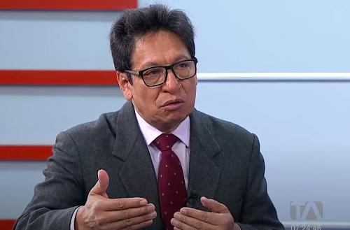 Entrevista en Los Desayunos de 24 Horas, Teleamazonas Ecuador