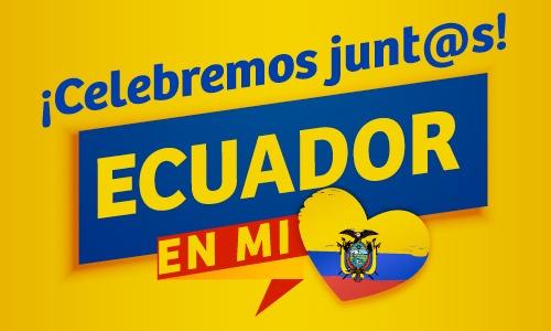 ENCUENTRO INTERCULTURAL «ECUADOR EN MI CORAZÓN»