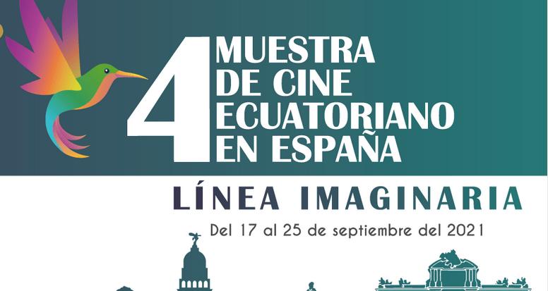Muestra de cine ecuatoriano «Línea imaginaria»  4ta edición